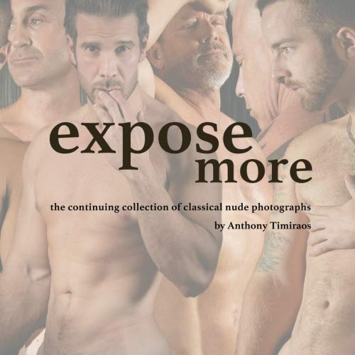 expose more: the continuing collection of classical nude photographs