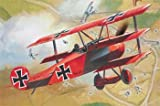 In the First World War history was written by Baron Manfred von Richthofen in his red Fokker tri-plane. The Dr. 1 was the most manoeuvrable of all the aircraft in use and achieved high rates of climb. The Dr. 1 that was delivered to the troop...