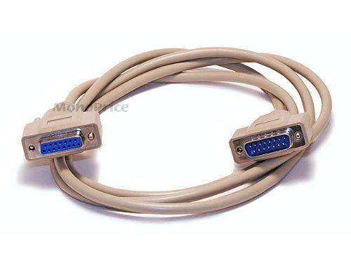 DB15, M/F, 1:1, Mo - 10ft - Db15 M/f Mac Monitor Extension