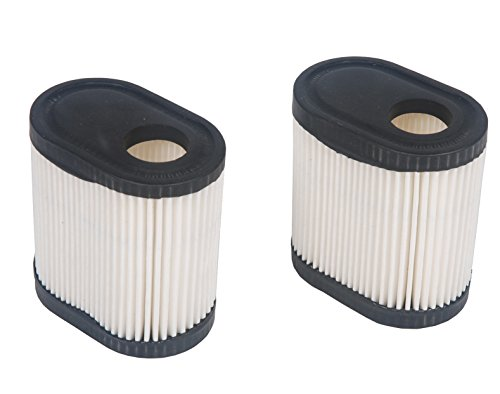 HIFROM Pack of 2 Replacement Air Filter for Tecumseh # 36905 740083A LEV100, LEV115, LEV120, LV195EA, OVRM65, OVRM105, OVRM120 Engine Toro Craftsman Lawn Mower Air Cleaner