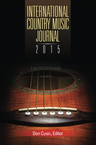International Country  Music Journal 2015