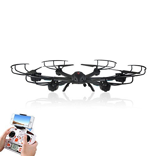 Large Size FPV Drone with Camera Controlled By Smartphone 6 Axis Rc