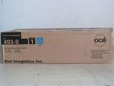 OCE Imagistics 493-8 OEM Cyan imaging unit for cm4520, cm4525, cm3520, cm3525