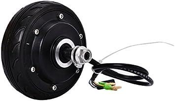 GZFTM 5 Pulgadas 150W 24V Rueda eléctrica hub Motor Plegable ...