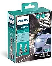Par Lâmpada Philips Led Ultinon PRO5000 HIR2 5800K HL
