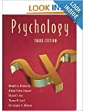 img - for Psychology by Douglas A. Bernstein (1994-02-26) book / textbook / text book