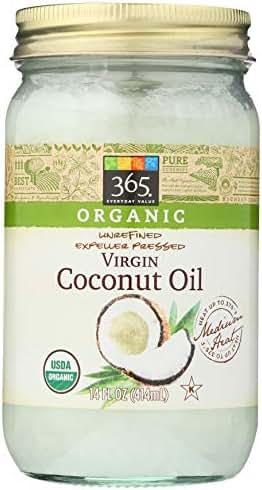 365 Everyday Value, Organic Virgin Coconut Oil, 14 fl oz