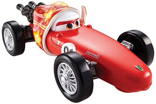(Disney/Pixar Cars, Race Fans Die-Cast Vehicle, Mama Bernoulli #8/9, 1:55 Scale)