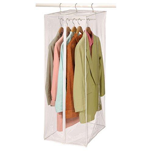 Richards Homewares Clear Storage Garment