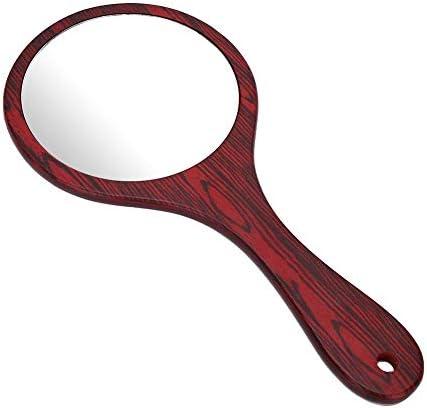 Kappersspiegel Vintage cosmetische spiegel Handspiegel makeupspiegel decoratieve spiegel Makeupspiegel Handspiegel voor salon Kappers Kappers Persoonlijkgreen