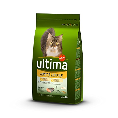 Ultima - Alimento seco para gatos esterilizados, pollo y cebada: Amazon.es: Productos para mascotas