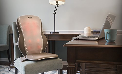 031262065018 - HoMedics MCS-750H Quad Shiatsu Massage Cushion with Heat carousel main 4