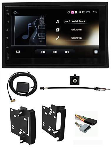 Car Navigation/Bluetooth/WiFi/Android Receiver for 2008-2010 Dodge Charger