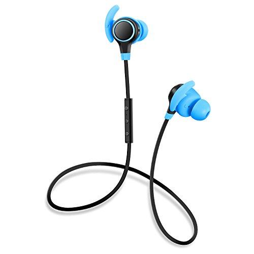 NEXGADGET Headphones Sweatproof Comfortable Lightweight
