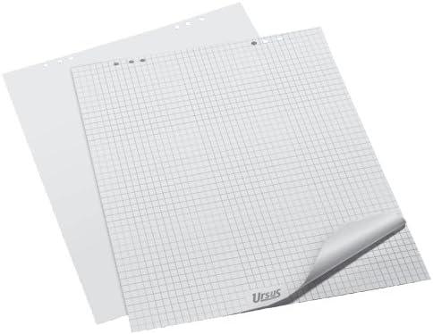 LANDRÉ 100050592 LANDR Flip-Chart-Block, 20 Blatt, kariert/blanko