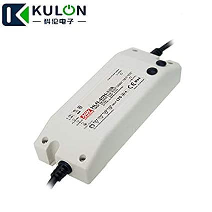 Utini MEANWELL HLN-40H-12B 12V 3.33A 40W Single putput Switching Power Supply Built-in Active PFC Function Output Voltage: 12V
