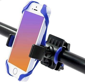 Leoie Soporte Movil Bicicleta Soporte Universal para Motocicleta ...