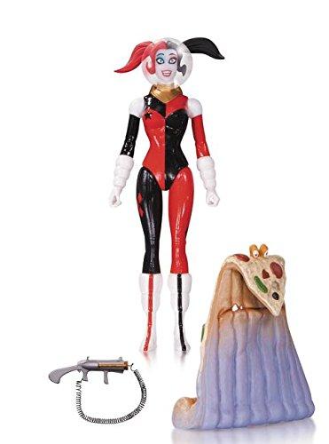 DC Collectibles Comics Designer Series: Amanda Conner Spacesuit Harley Quinn Action Figure