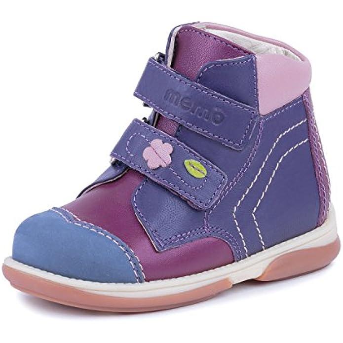 Memo Karat Girls' Ankle Support AFO Corrective & Diagnostic Boot (Toddler/Little Kid)