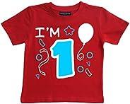 Edward Sinclair Baby Boys' I 1 - 1St Birthday Gift T-S