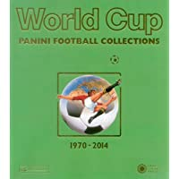 Compendio Albumes Panini Mundiales 1970 - 2014 / World Cup 1970-2014: Panini Football Collections