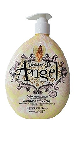 Designer Skin, Angel, Anti Aging and Firming, Daily Moisturizing Lotion 20 Ounce (Sensuous Body Moisturizer)