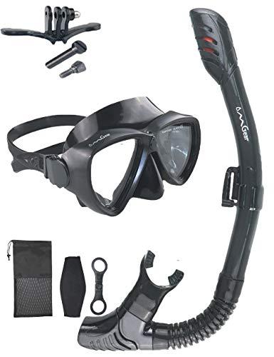 Snorkel Set Snorkeling Gear Pack...