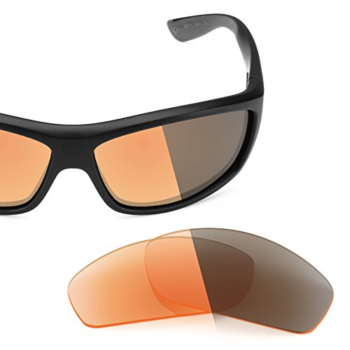 Verres de rechange pour Costa Saltbreak — Plusieurs options Elite Adapt Orange