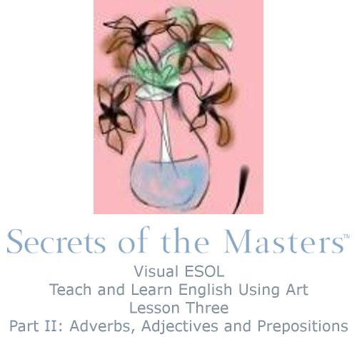 Amazon.com : Visual ESOL, Teach and Learn English Using Art ...