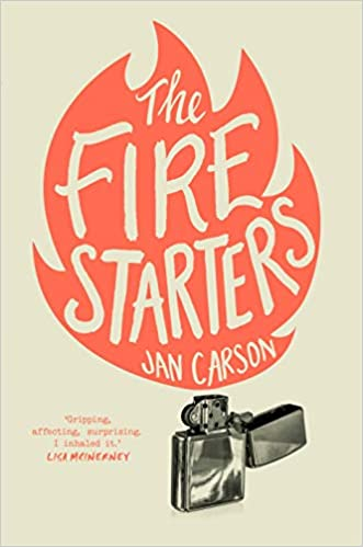 The Fire Starters Book Cover