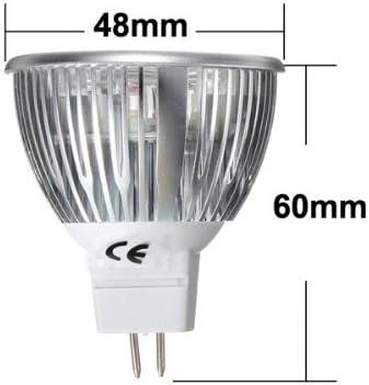 MR16/GU5.3 7W LED Regulable Bombilla- YTJ MR16/GU5.3 Lámpara (Luz ...