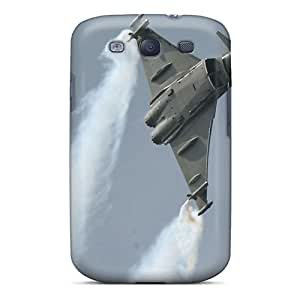 Protective Tpu Case With Fashion Design For Galaxy S3 (ef2000 Typhoon_10)