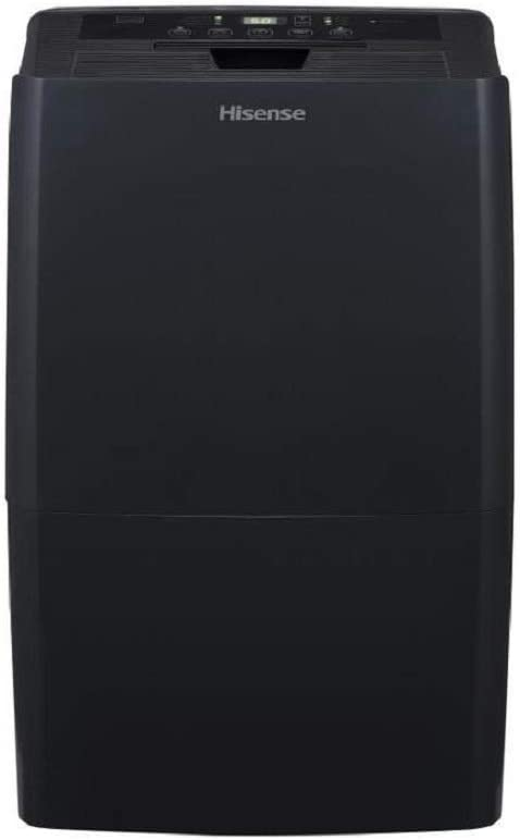 Hisense 70 Pint Dehumidifier DH-7019K1G Low Temp Operations /& Energy Star Rated Great for Basements and has Quiet Operation