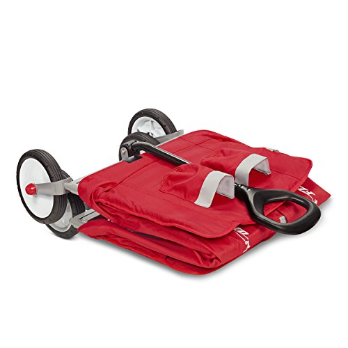 41dxpjrrbIL - Radio Flyer 3-in-1 EZ Folding Wagon for kids and cargo