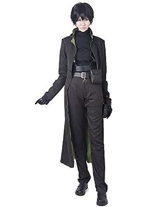 Miccostumes Men's Darker Than Black Hei Cosplay Costume (XS, Black)