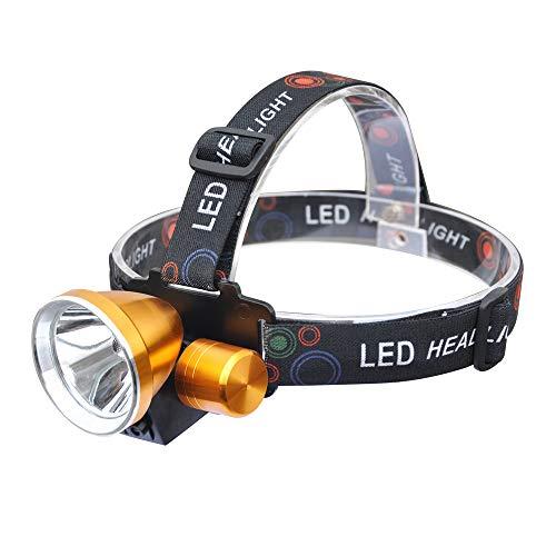 - LED Headlamp,HMAN Headlight Super Bright 3000 Lumen Headlamp Flashlight,Best Spotlight,Rechargeable 3200mAh18650 Hard Hat Head Light,Waterproof,Outdoors Hunting,Camping,Hiking,Fishing,Dog Walking