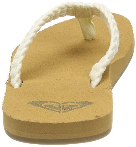 Porto Y Para Playa Ii De cream Blanco Roxy Mujer Zapatos Cre Piscina SRwAxxZq