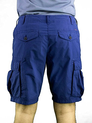 N0yhf6ba3 Napapijri Noto 38 Men Blue Shorts AI0qSIU