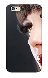 Dionnecortez Bdkmyu-2625-vnomfld Protective Case For Iphone 6(woman Red Lips ) - Nice Gift For Lovers