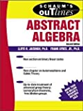Frank Ayres: Schaum's Outline of Abstract Algebra (Paperback - Revised Ed.); 2003 Edition