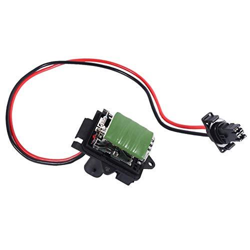 Blower Motor Resistor - 1 PC of Heater Fan Blower Motor Resistor For Renault Trafic Vauxhall Vivaro 7701050325.: