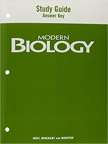 holt biology viruses and bacteria active reading answer key