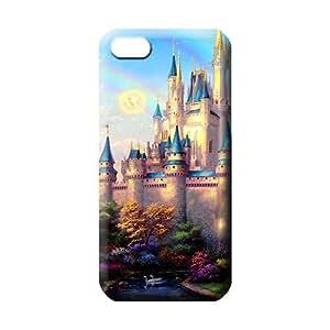 iPhone 5 5s Appearance Designed Protective Stylish Cases phone carrying skins thomas kinkade disney paintings