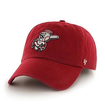 '47 Brand Cincinnati Reds Clean Up Cap