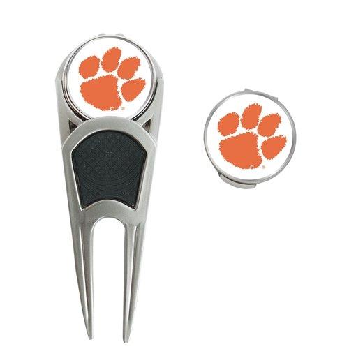 NCAA Clemson University Golf Mark/Tool/H Clip (Clemson University Golf)