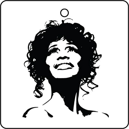 WHITNEY HOUSTON CAR AIR FRESHENER (CHRISTMAS STOCKING FILLER) (Christmas Baskets Houston)