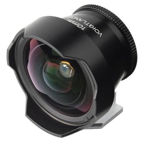 Voigtlander 10mm optical finder, black metal