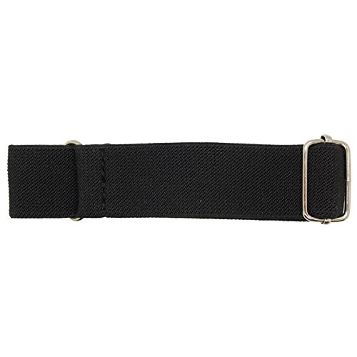 SAS Elastic Adjustable Armband Shirt Garter Sleeve Holders - 2/Pack -