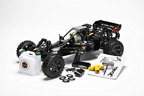 Rovan Stealth Baja 1/5th Scale Baja Buggy 2WD Petrol RC Car RTR [FS-GT3B] 2.4Ghz Radio