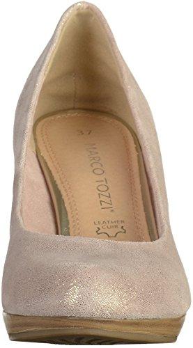 Marco Tozzi 2-2-22448-28-412 - Zapatos de vestir para mujer Beiges